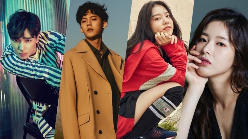 Choi Jong Hun de FTISLAND, Lee Minhyuk de BTOB, Kim Sohye y Park Ha Na confirmados como protagonistas de drama web