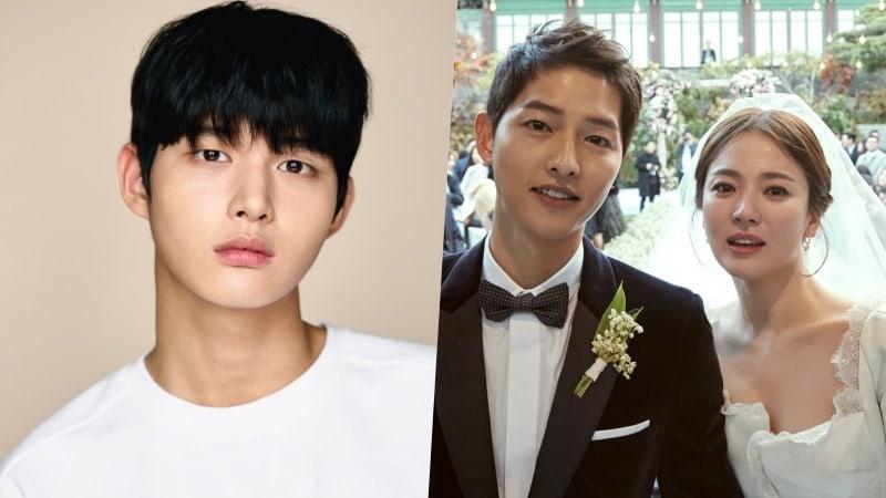 Lee Seo Won comparte una dulce historia de la reacción de Song Joong Ki cuando se enteró que no podría asistir a su boda