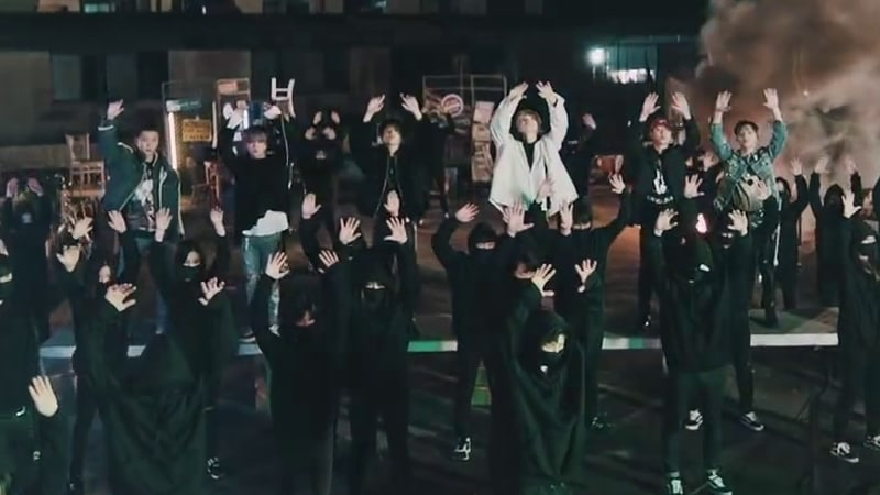 "[Actualizado] B.A.P revela video teaser para ""Hands Up"""