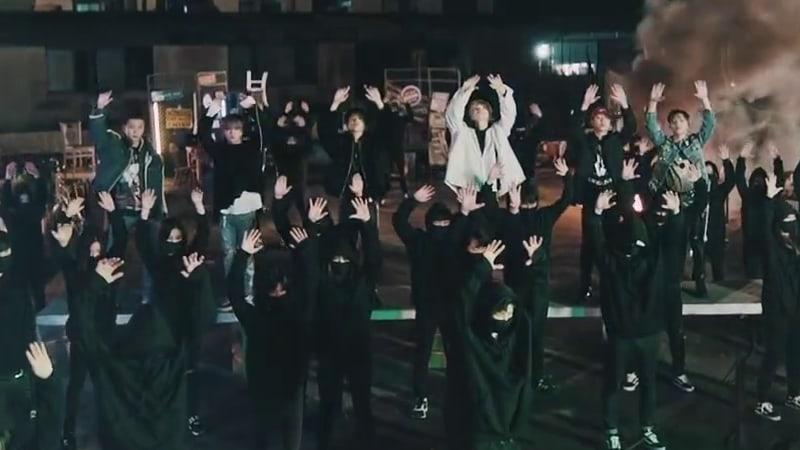 """[Actualizado] B.A.P revela video teaser para """"Hands Up"""""""