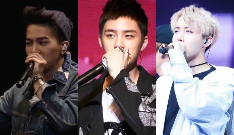 14 ídolos de K-Pop con impresionante talento para el beatboxing