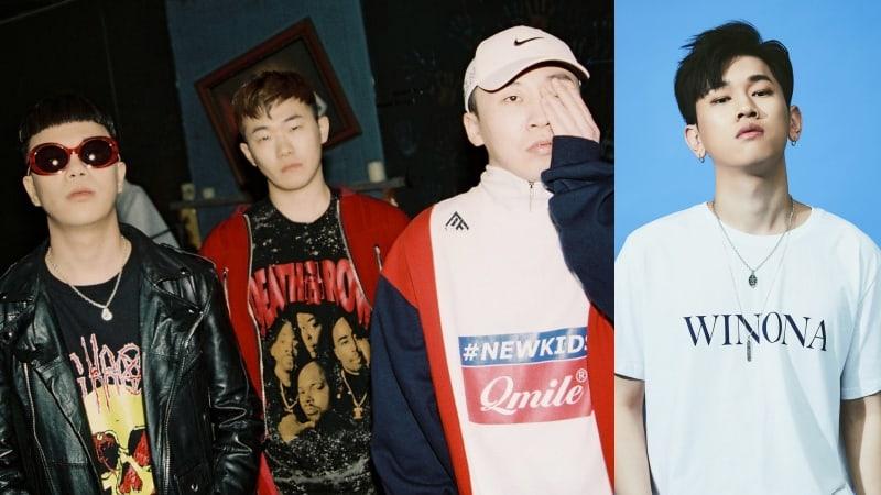 """Group Rhythm Power, el grupo de Hangzoo, ganador de """"Show Me the Money 6"""", tendrá un regreso con una canción en colaboración con Crush"""