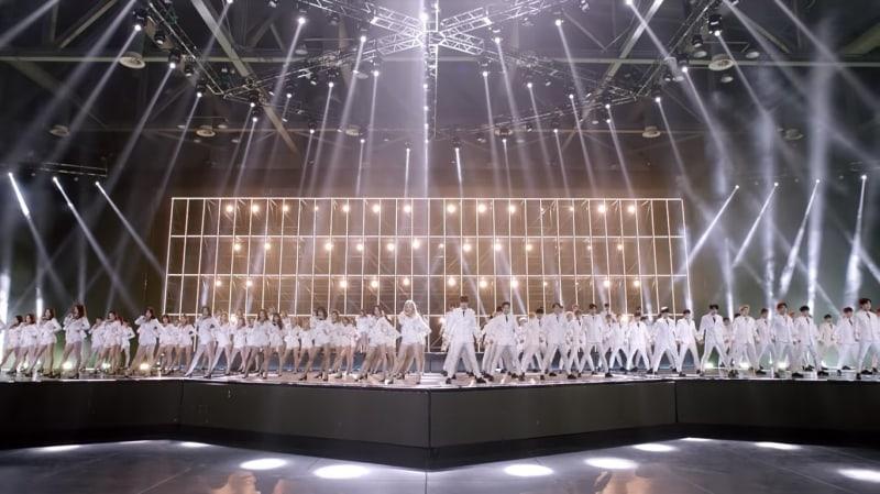 """""""The Unit"""" revela cómo cada equipo fue formado para la misión del vídeo musical de """"My Turn"""""""
