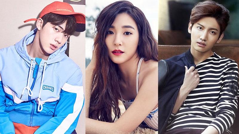 8 estrellas del K-Pop con grandes apetitos