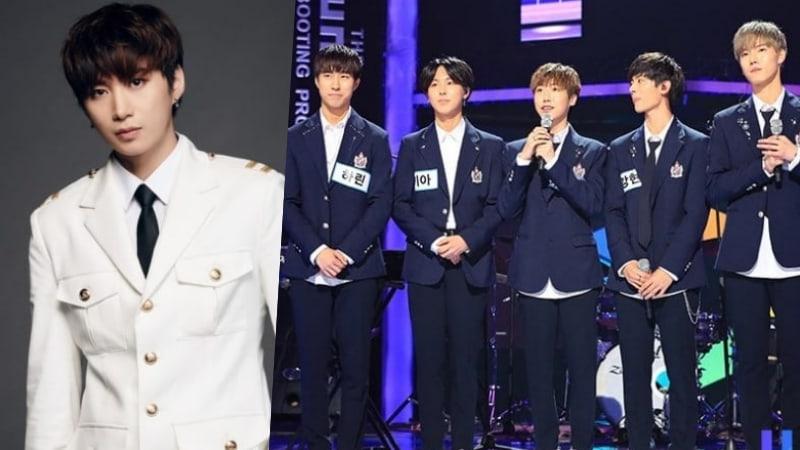 """Daewon de MADTOWN llega al rescate de MAS durante la selección de equipos en """"The Unit"""""""