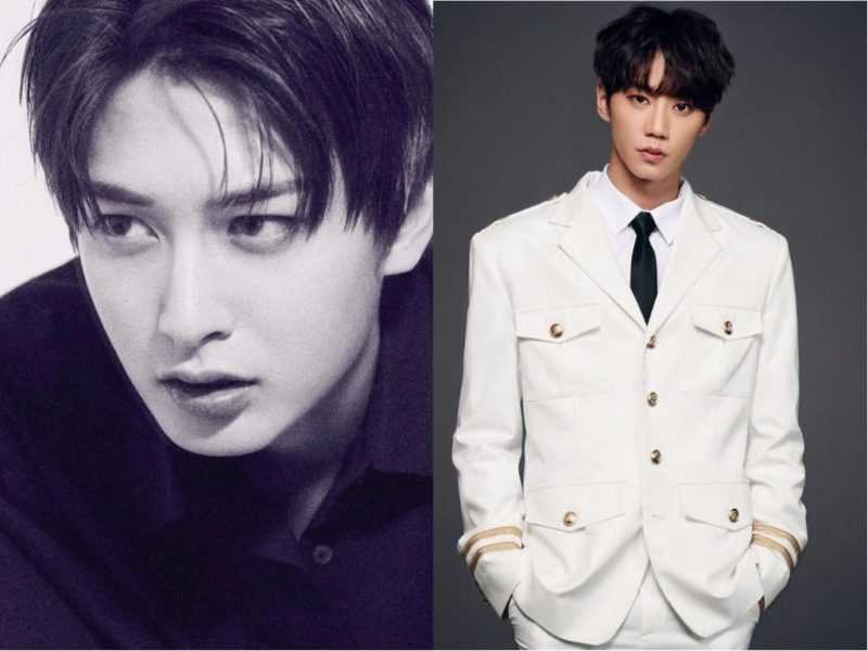 "Jaehyo de Block B muestra su apoyo por Jun de U-KISS en ""The Unit"""