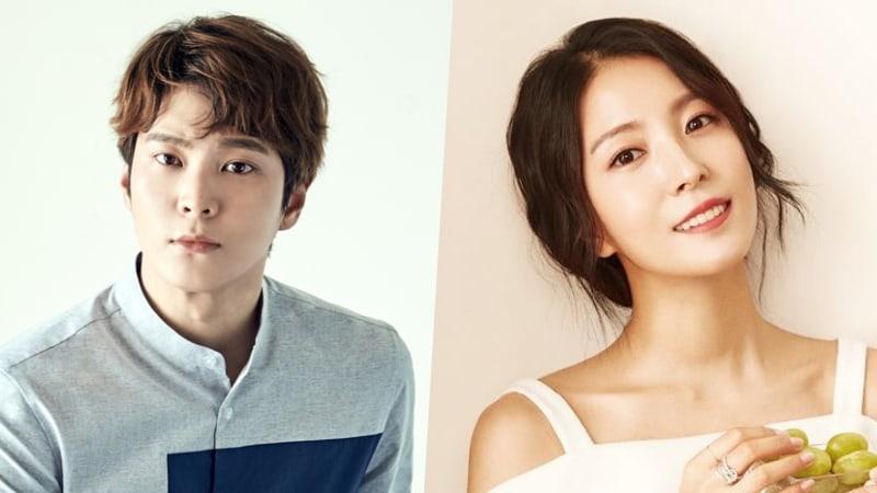 Se confirma que Joo Won y BoA han terminado su relación