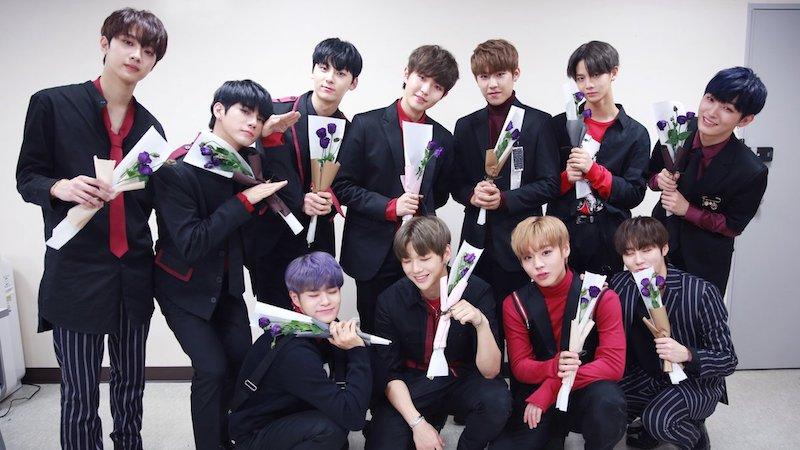 Wanna One rompe récord por la mayor cantidad de oyentes en la primera hora en Melon