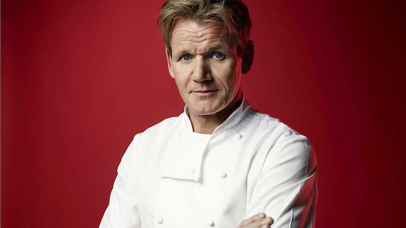 "Gordon Ramsay competirá en ""Please Take Care Of My Refrigerator"""