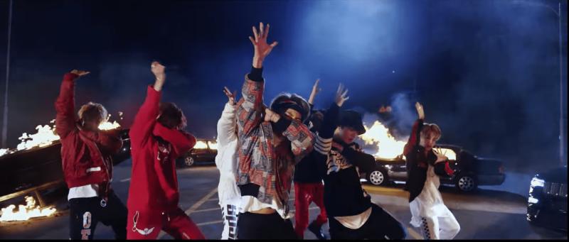 "BTS lanza teaser oficial para el remix de ""MIC Drop"" con Steve Aoki"