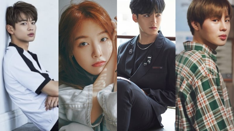 """""""Master Key"""" continúa impresionando con su elenco y ahora presenta a Minho de SHINee, Minah de Girl's Day, Mingyu de SEVENTEEN, Ha Sung Woon de Wanna One y otros más"""