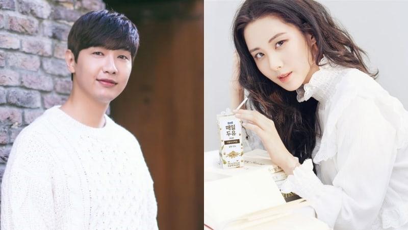 Ji Hyun Woo ofrece elogios y consejos para Seohyun como actriz