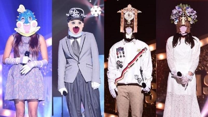 """""""King Of Masked Singer"""" volverá a transmitirse luego de 11 semanas"""