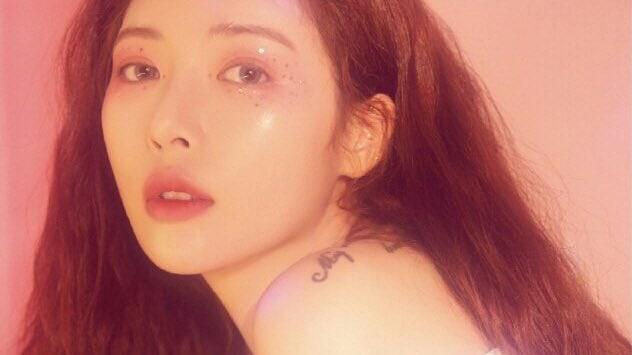 HyunA confirma su regreso para el próximo mes