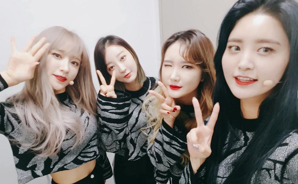 """EXID obtiene primera victoria para """"DDD"""" en """"The Show"""" – Presentaciones de Red Velvet, MONSTA X, ASTRO y más"""