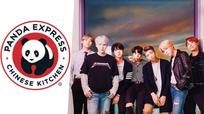 Panda Express ama a BTS tanto como el grupo ama su comida