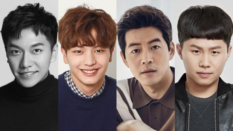 Lee Seung Gi, Yook Sungjae de BTOB y más en conversaciones para un nuevo programa de variedades de SBS