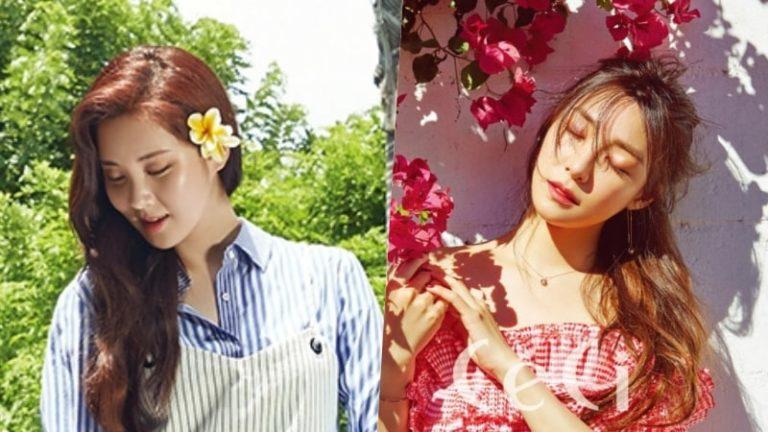 Seohyun habla de encontrarse con Tiffany en Estados Unidos y de sus planes futuros de actuación