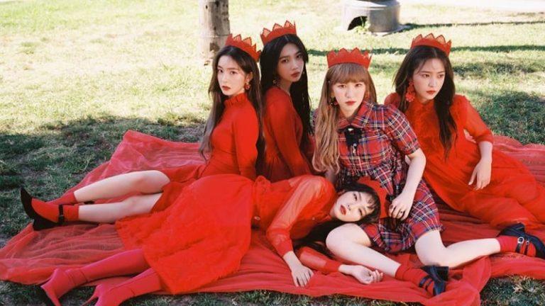 Red Velvet habla sobre regresar por tercera vez este año