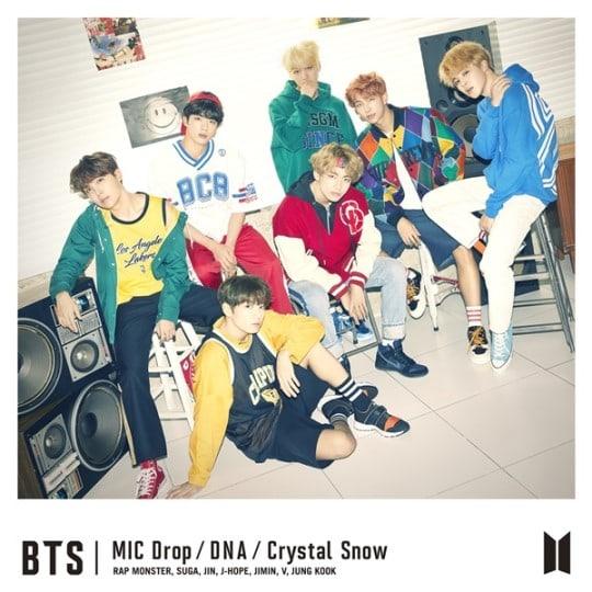 BTS registra impresionante número de pre-órdenes para su próximo álbum sencillo japonés