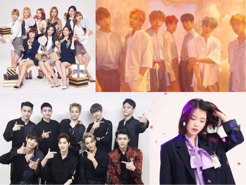 Los Melon Music Awards 2017 revelan su primera lista de artistas
