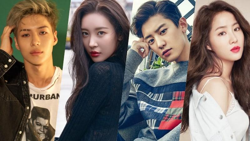 Taemin + Sunmi, Chanyeol + Soyou, y más, estarían colaborando para los MAMA 2017