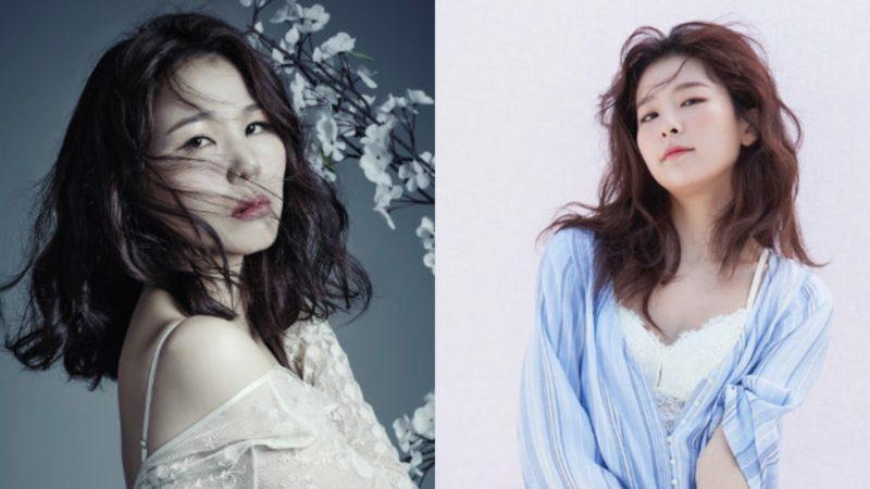 """Ali y Seulgi de Red Velvet hablan sobre competir entre sí en """"King Of Masked Singer"""""""