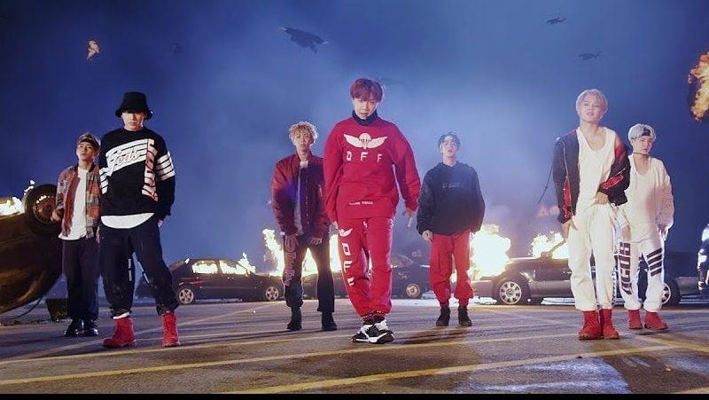 """BTS publica un épico MV para el remix de """"MIC Drop"""" con Steve Aoki y Desiigner"""