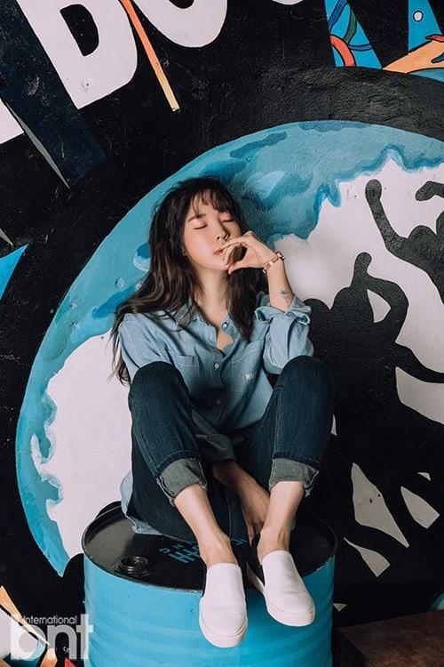 Jeon Jiyoon es realista al hablar sobre la posibilidad de reunión de 4Minute