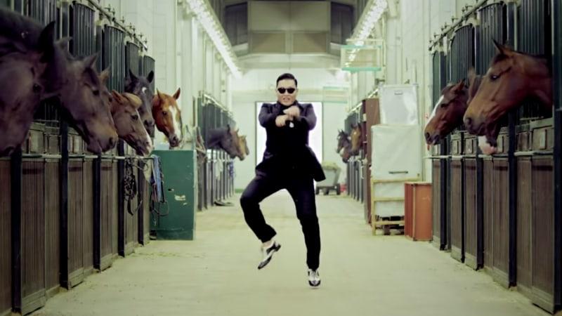 """""""Gangnam Style"""" de PSY se convierte en el primer MV coreano en sobrepasar las 3 billones de visitas"""
