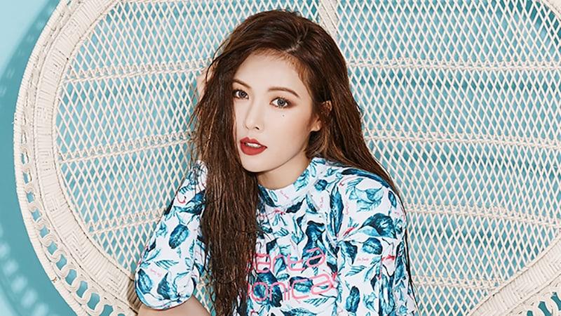 HyunA revela teasers para un nuevo sencillo