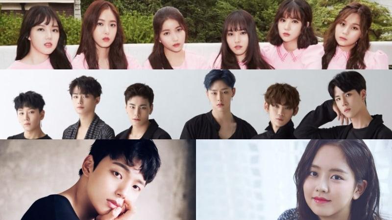 Los Melon Music Awards 2017 anuncian más artistas y presentadores del evento