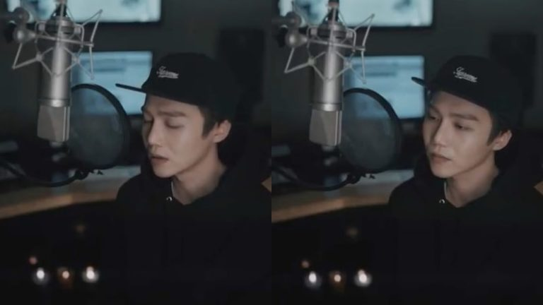 "Jinho de PENTAGON comparte una conmovedora cover de la balada ""On A Sleepless Night"""