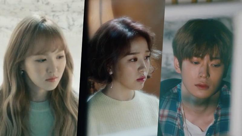 """Wendy de Red Velvet y Baek A Yeon cantan sobre """"The Little Match Girl"""" en un MV con la colaboración de Jaehyun de NCT"""