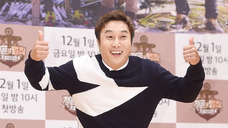 """Kim Byung Man habla honestamente sobre regresar a """"Law Of The Jungle"""" después de su lesión espinal"""