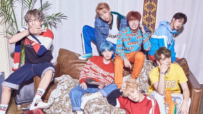 BTS se presentará en un programa de música japonés para un especial de fin de año