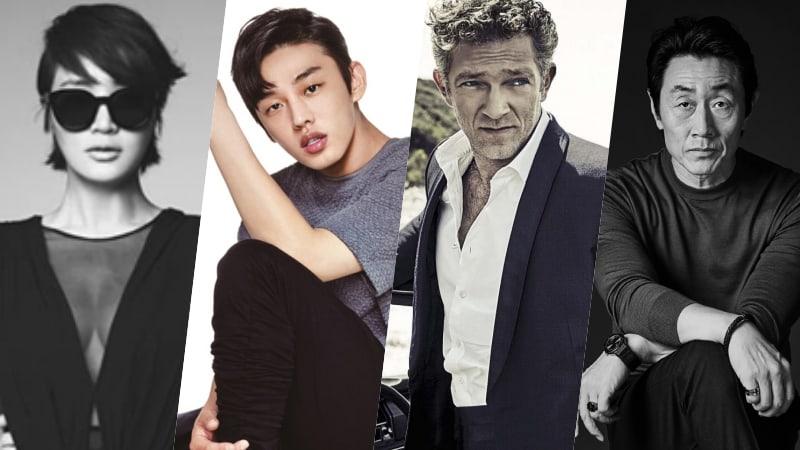 Kim Hye Soo, Yoo Ah In, Vincent Cassel y Heo Jun Ho elegidos para próxima película
