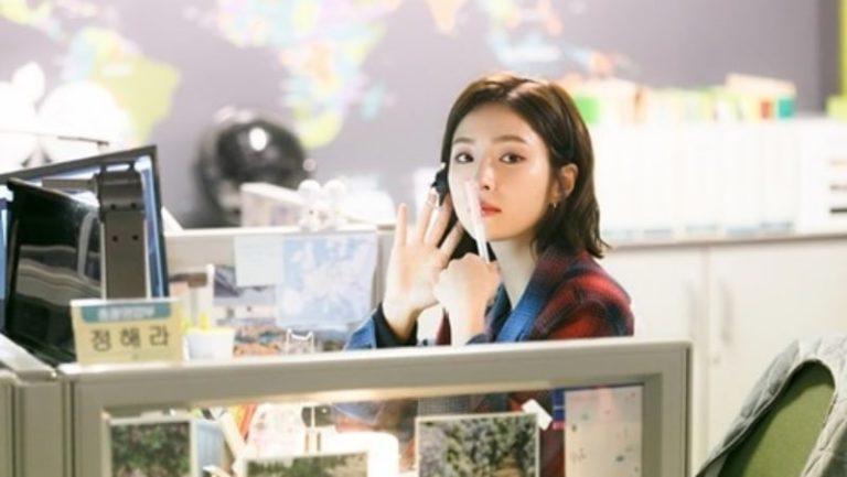 """Shin Se Kyung seria en las escenas de detrás de las cámaras de """"Black Knight"""""""