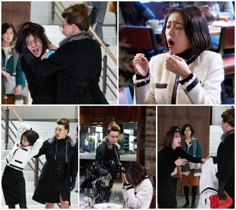 """Baek Jin Hee es públicamente humillada en nuevas imágenes de """"Jugglers"""""""