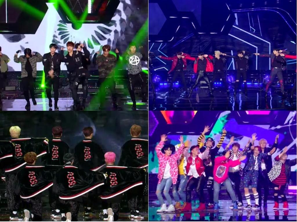 """Los concursantes masculinos de """"The Unit"""" interpretan versiones de populares canciones de K-Pop + Revelados los equipos ganadores"""