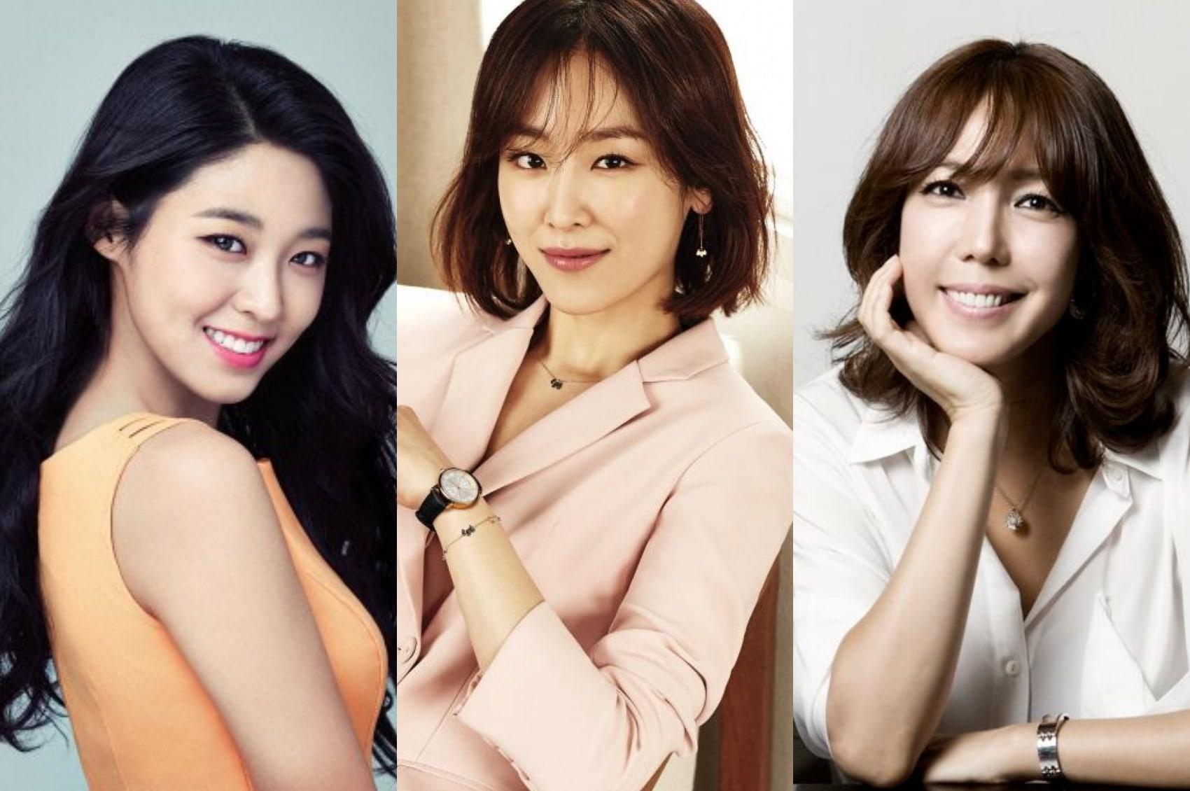 Seolhyun de AOA, Seo Hyun Jin y Jun Soo Kyung donan para ayudar a los afectados por el terremoto de Pohang