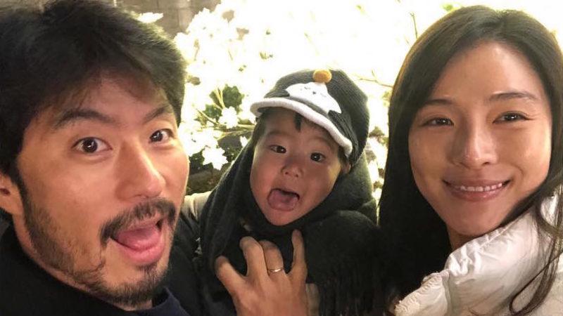 Kahi comparte una preciosa ecografía de su segundo bebé