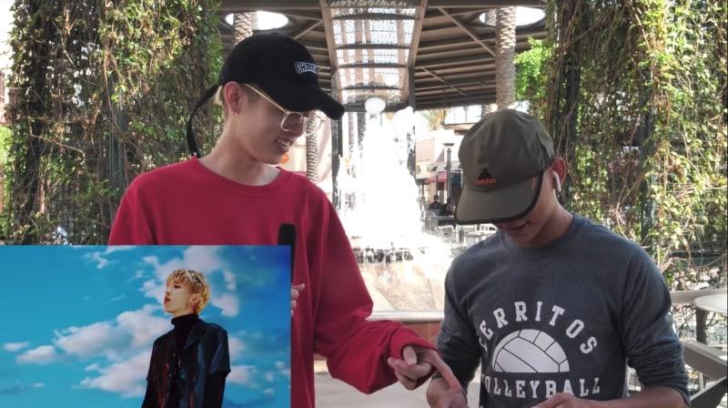 Jae entrevista a gente furtivamente para ver lo que piensan de DAY6