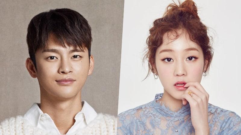 [Último minuto] Se confirma que Seo In Guk y Park Bo Ram tienen una relación