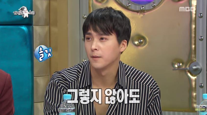 Son Dongwoon habla sobre las ganancias de Highlight de la agencia y en qué artistas mantiene su atención