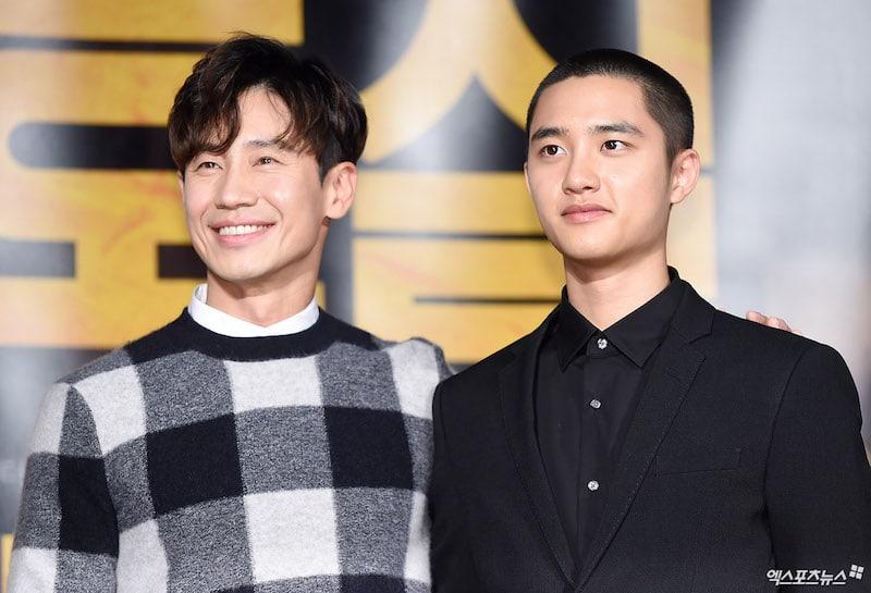Shin Ha Kyun explica qué tipo de impresión dejó D.O de EXO en él como actor