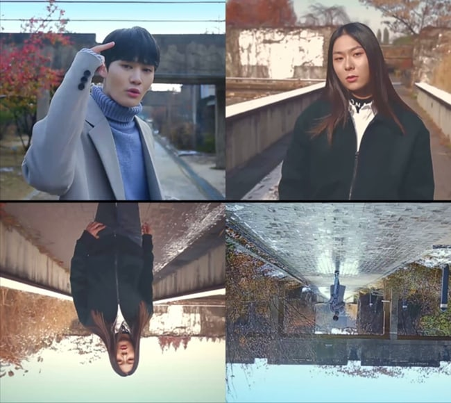 "Jang Moon Bok y Seong Hyun Woo dan esperanza con el single ""Don't Be Afraid"""