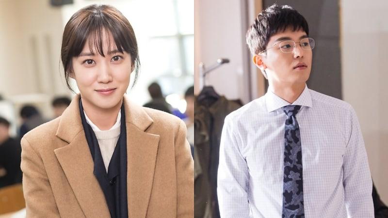 """El juez consultor para """"Judge Vs. Judge"""" no tiene más que elogios para Park Eun Bin y Yeon Woo Jin"""
