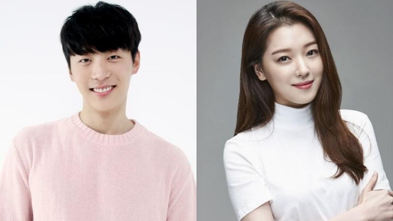 Se confirma que Shin Hyun Soo y Jo Woo Ri están en una relación