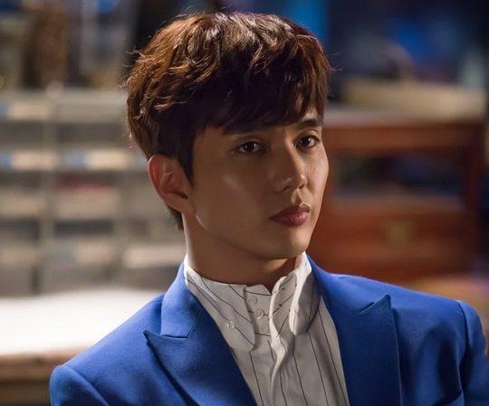 Yoo Seung Ho comparte qué actor cree que es el más atractivo